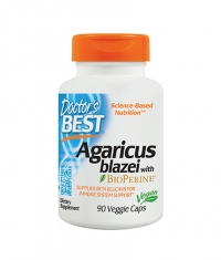 DOCTOR\'S BEST Agaricus Blazei / 90 Vcaps.