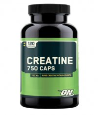 OPTIMUM NUTRITION CREATINE 750 120 caps.