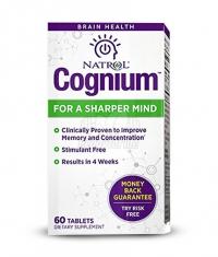 NATROL Cognium / 60 Tabs.