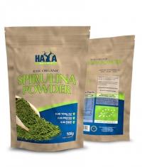 HAYA LABS Organic Spirulina Powder