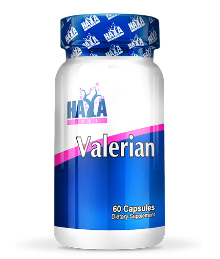 HAYA LABS Valerian 250mg. / 60 caps.