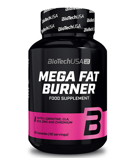 BIOTECH USA For Her Mega Fat Burner 90 caps