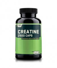 OPTIMUM NUTRITION Creatine 2500 / 100 Caps.