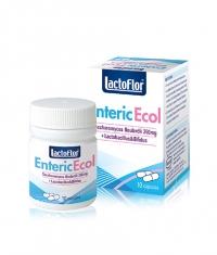 LACTOFLOR Enteric Ecol / 10 Caps.