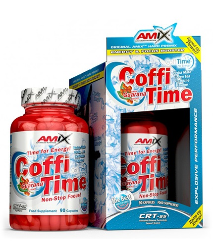 AMIX CoffiTime 90 Caps.