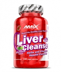 AMIX Liver Cleanse 100 Tabs.