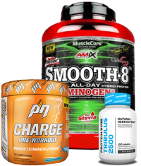 PROMO STACK Physique Stack 10