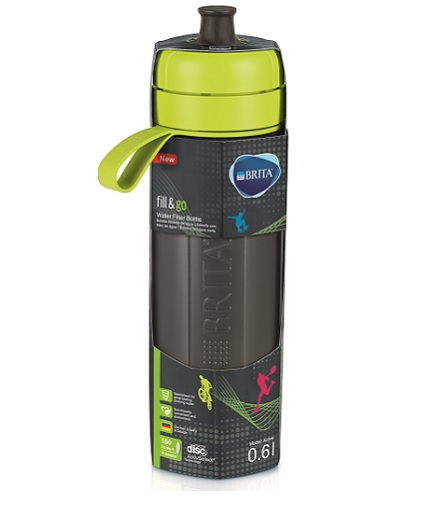 BRITA Fill & Go Active 600ml / Lime