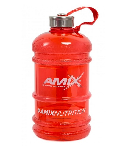 amix Water Bottle 2.2 Liter / Red