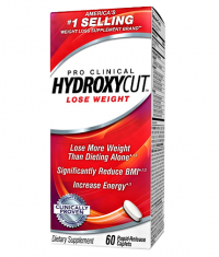 MUSCLETECH Hydroxycut Pro Clinical / 60 caplets