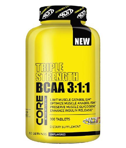 4dn Triple Strength BCAA 3:1:1