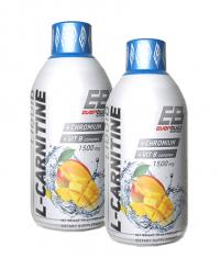 PROMO STACK Liquid L-Carnitine + Chromium / 1500mg