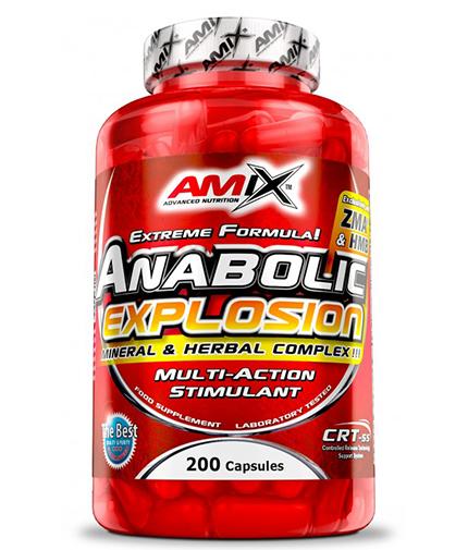 amix Anabolic Explosion 200 Caps.