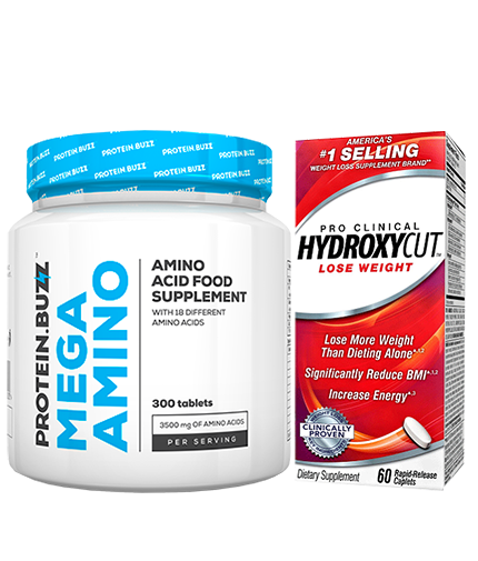 PROMO STACK Hydroxycut Stack 31