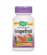 NATURES WAY Grapefruit Seed / 60 Vcaps