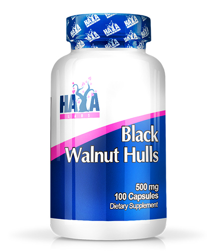 haya-labs Black Walnut julls 500mg 100ct