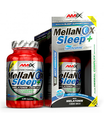 AMIX Mellanox® Sleep+ / 120 Caps.
