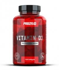 PROZIS Vitamin D3 1000IU / 120 Soft.