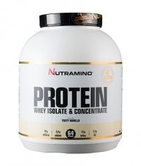 NUTRAMINO Protein  Whey Isolate & Concentrate