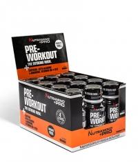 NUTRAMINO +PRO Pre-Workout Shot / 12x60ml.