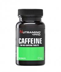 NUTRAMINO +PRO Caffeine / 100 Tabs.