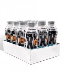 NUTRAMINO Protein XL Less Sugars Shake / 12x500ml.