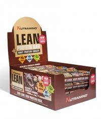 NUTRAMINO Lean Protein Bar / 16x60g.