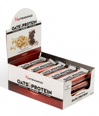 NUTRAMINO Oats & Protein Flapjack / 20x50g.