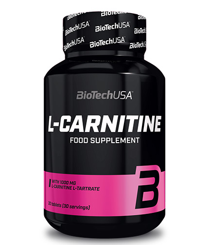 biotech-usa L-Carnitine 1000 mg. / 30 Tabs.