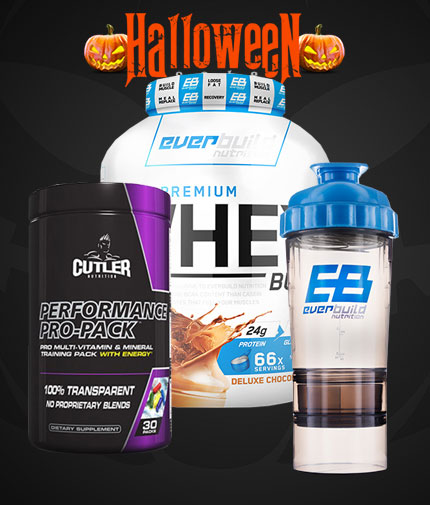 PROMO STACK Halloween Essential Stack