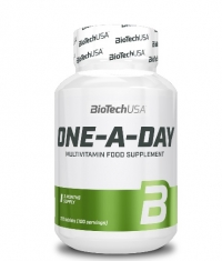 BIOTECH USA One A Day 100 Tabs.