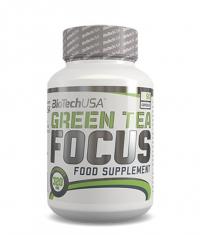 BIOTECH USA GREEN TEA FOCUS / 90 Caps.