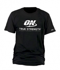 OPTIMUM NUTRITION True Strength T-Shirt