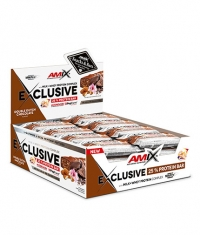 AMIX Exclusive Protein Bar / 12x40g.