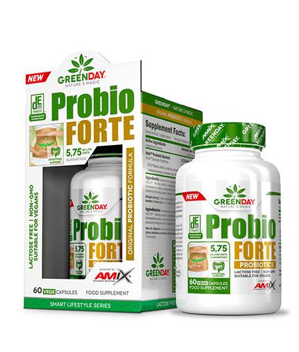 AMIX Greenday Probio Forte / 60 Vcaps.