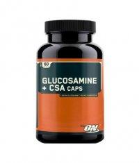 OPTIMUM NUTRITION GLUCOSAMINE + CSA 60 tabs