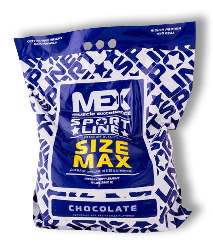 MEX Size Max 15 Lbs. 6.800