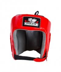 PULEV SPORT Headguard Classic / Red