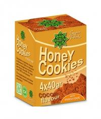 CVETITA HERBAL Honey Cookies 4x40g