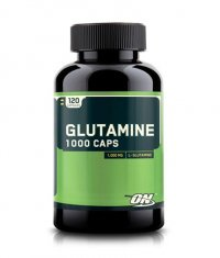 OPTIMUM NUTRITION Glutamine 1000mg. / 120 Caps.