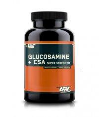 OPTIMUM NUTRITION Glucosamine + CSA 120 Tabs.