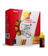 PROZIS Energy Carnitine 3000 + Guarana & Taurine