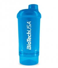BIOTECH USA Wave+ Compact 500ml. + 150ml. / Blue