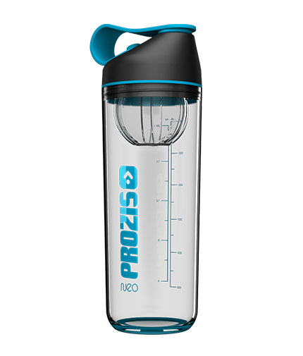 PROZIS Neo Mixer Bottle Crystal Blue Bolt
