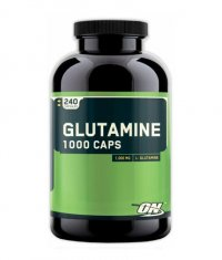 OPTIMUM NUTRITION Glutamine 1000mg. / 240 Caps.