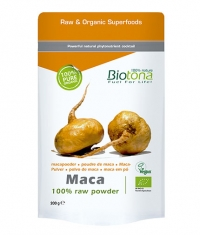 BIOTONA Maca 100% Raw Powder