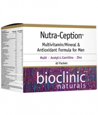 Bioclinic Naturals Multivitamin/Mineral & Antioxidant Formula for Men / 60 Packs.
