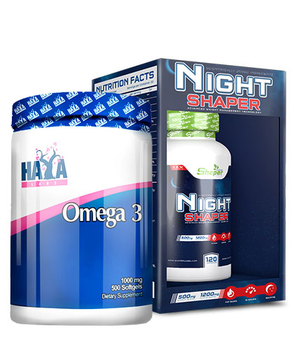 PROMO STACK NIGHT SHAPER STACK 3
