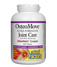NATURAL FACTORS Osteo Move Joint Care / 240 Tabs.