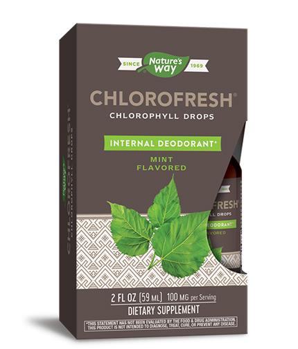 NATURES WAY Chlorofresh / 59ml.